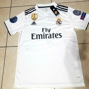New Ronaldo Jersey 18-19 Real Madrid